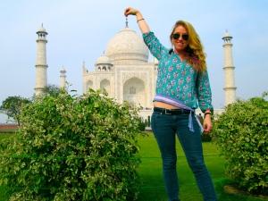 Agra, India. January 2013